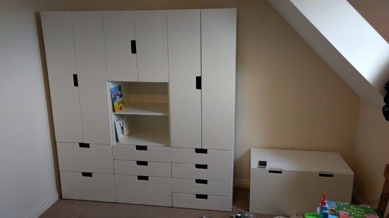 flat pack furniture accessories Knighton Fields