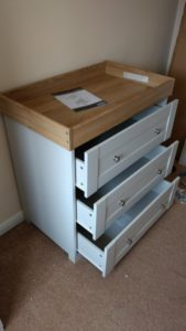 ikea chest assembly in Leicestershire