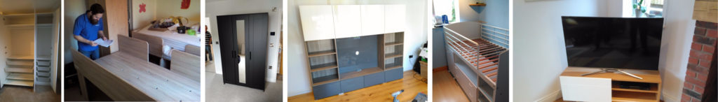 flat pack furniture ideas
