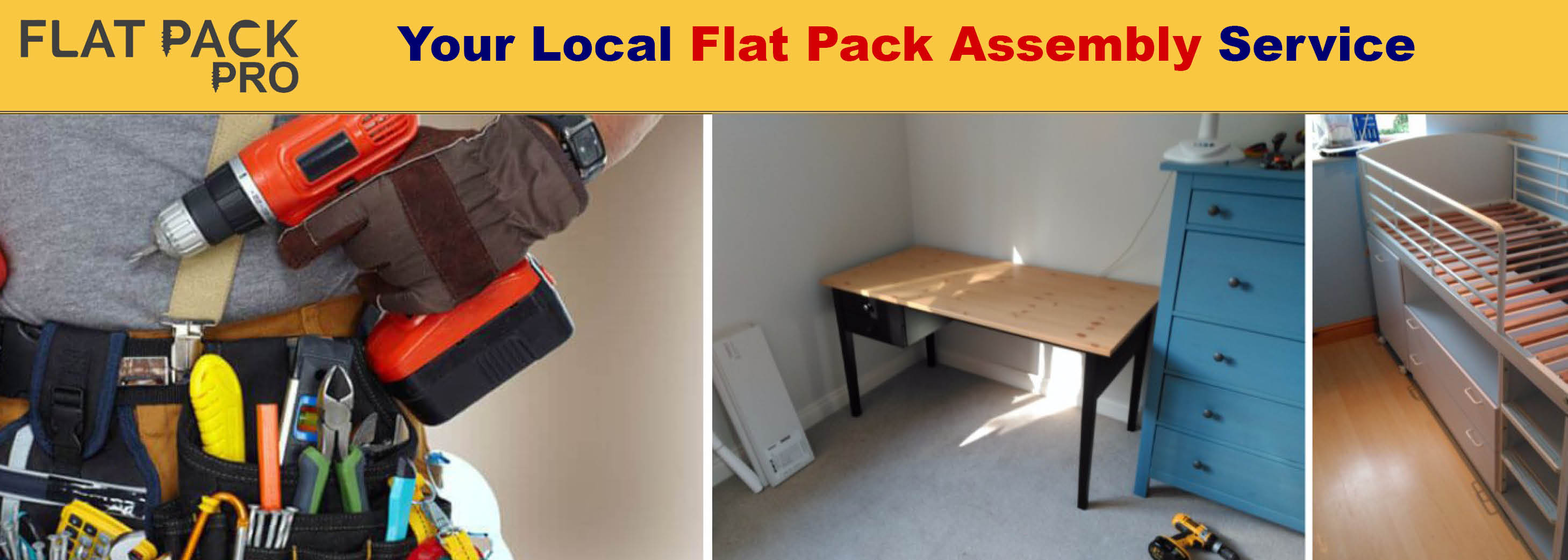 flat pack wood furniture